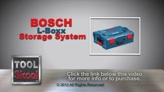 getlinkyoutube.com-Bosch L-Boxx Click & Go Storage System - Tool Skool - Tool Review