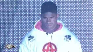 getlinkyoutube.com-Amazing fight (Alistair Overeem vs. Mark Hunt - Dream 5)