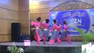 getlinkyoutube.com-FESTIVAL LOMBA SENI DAN SISWA NASIONAL ( FLS2N ) 2015 PALEMBANG