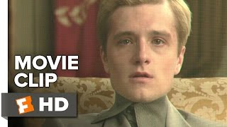 getlinkyoutube.com-The Hunger Games: Mockingjay - Part 1 Movie CLIP #3 - Peeta Warns Katniss (2014) - Movie HD