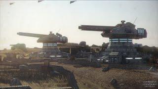 C&C Untitled - Skirmish with Alexander, Superweapons [720p 60fps]