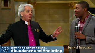 getlinkyoutube.com-Benny Hinn, Brian Carn - Abundance and Anointing