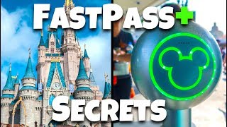 Top Fastpass Secrets & Tips at Disney World- Rides to Fastpass!