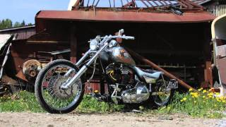 getlinkyoutube.com-Harley Davidson and the Marlboro man bike