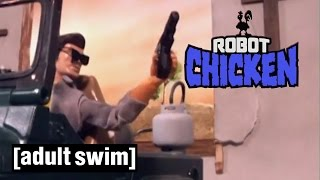 The Best of Grand Theft Auto | Robot Chicken | Adult Swim