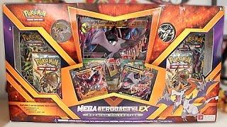 getlinkyoutube.com-Opening A Mega Aerodactyl EX Premium Collection Box!!