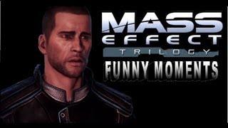 getlinkyoutube.com-Mass Effect Trilogy Funny Moments