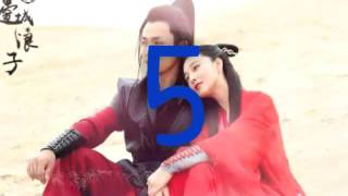 getlinkyoutube.com-My top 5 favorite Chinese Drama (rated)