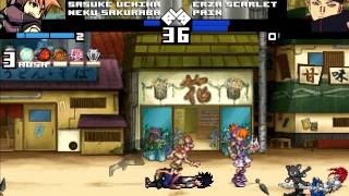 getlinkyoutube.com-Naruto vs One Piece vs Fairy Tail ᴴᴰ [Download/Gameplay/Mugen 1.1b]   Mugen 2014