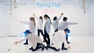 [EAST2WEST] BTS (방탄소년단) - 봄날 (Spring Day) Dance Cover (Girls ver.)