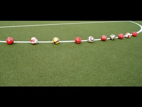 Best Free Kicks | Vol. 10 | Testing Nike T90 Laser IV | Knuckleballs/Curves by fussball247