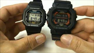 """getlinkyoutube.com-Video Review of Casio G-Shock GX56-1A """"The King of G-Shock"""" in HD"""