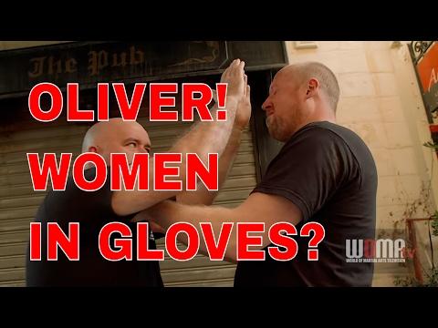 OLIVER! WOMEN IN GLOVES?