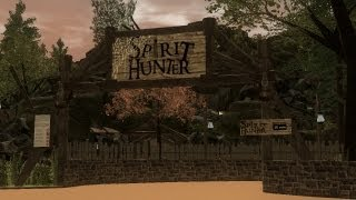 getlinkyoutube.com-Spirit Hunter - Dark Ride Coaster [RCT3]