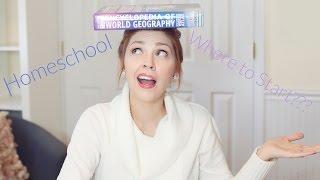 Homeschool {Where to start?!?!}
