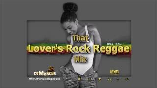 That Lovers Rock REGGAE Mix Sanchez Beres Hammond Freddie McGregor & more