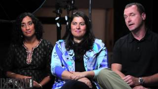 "getlinkyoutube.com-Geeta Gandbhir & Sharmeen Obaid-Chinoy talk ""A Journey of a Thousand Miles"" at TIFF '15"