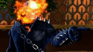 getlinkyoutube.com-Ghost Rider Full Game Movie All Cutscenes Cinematic