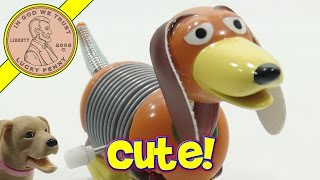 Disney's Toy Story Wind Up Slinky Dog, Cuter Then Butch?