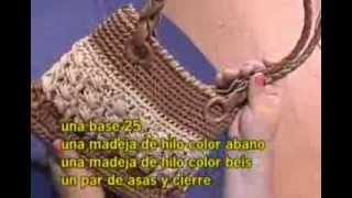 getlinkyoutube.com-Tejidos a Crochet parte 8