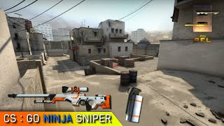 getlinkyoutube.com-CS:GO - NINJA SNIPER / 카스글옵 닌자 스나이퍼