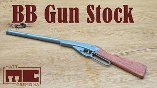 getlinkyoutube.com-BB Gun Stock Replacement