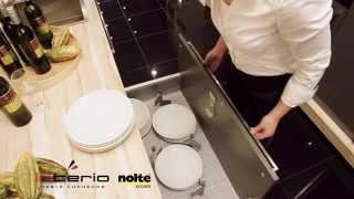 Szuflada wewnętrzna - meble kuchenne Nolte