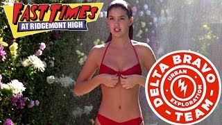 getlinkyoutube.com-Exclusive: Crashing the Fast Times at Ridgemont High Pool!