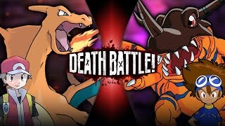 getlinkyoutube.com-Pokémon VS Digimon | DEATH BATTLE!