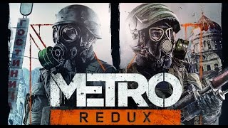 getlinkyoutube.com-Metro Last Light Redux - Trainer