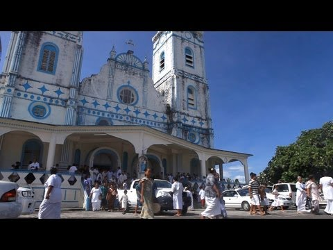 A Sunday in Samoa 2013, Travel Video Guide