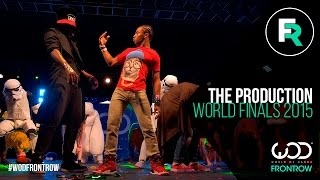 getlinkyoutube.com-The Production | FRONTROW | World of Dance Finals 2015 | #WODFINALS15