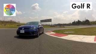 getlinkyoutube.com-Golf R インプレッション