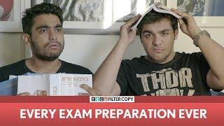 FilterCopy | Every Exam Preparation Ever | Ft. Ashish Chanchlani and Viraj