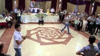 Армянская свадьба.Лезгинка