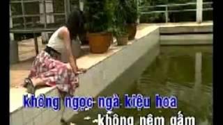 getlinkyoutube.com-HOA TRINH NU  KARAOKE