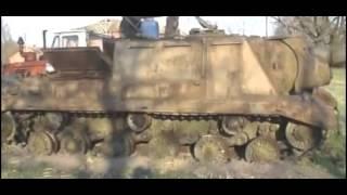 getlinkyoutube.com-Restarting an old abandoned tank.