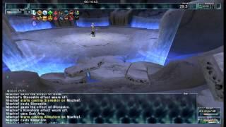 FFXI - SCH Ark Angel HM Solo (Difficult)