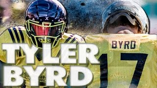 getlinkyoutube.com-Tyler Byrd | Corner Back – Wide Receiver | Football | Season Highlights