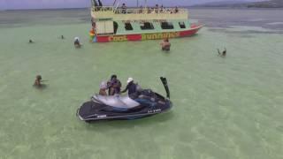 getlinkyoutube.com-Tobago Nylon pool DJI Drone