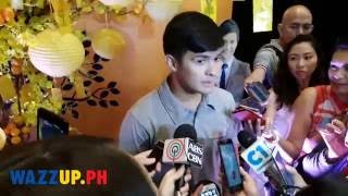 getlinkyoutube.com-Matteo Guidicelli Talks about Pre-nup, Marriage, Family w/ Sarah G at Sunlife Prosperity Card Launch