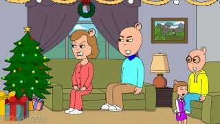 getlinkyoutube.com-DW Gets Grounded on Christmas