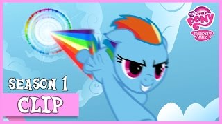 "getlinkyoutube.com-MLP: FiM - Rainbow Dash's Sonic Rainboom ""Sonic Rainboom"" [HD]"