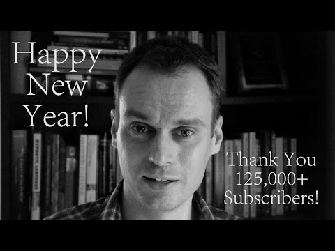 Happy New Year & Thank You 125,000+ Subscribers! (Hypnosis & Guided Meditation Channel)