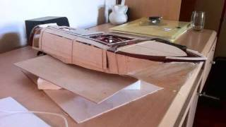 getlinkyoutube.com-homemade balsa wood rc boat build