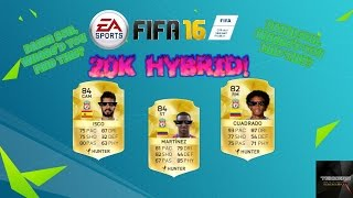 getlinkyoutube.com-FIFA 16 20k HYBRID!! (Squad Builder Saturday)