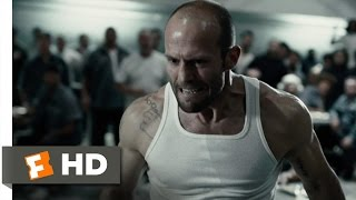 getlinkyoutube.com-Death Race (2/12) Movie CLIP - Prison Cafeteria Fight (2008) HD