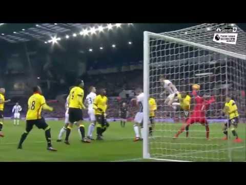 West Brom top Watford 3-1