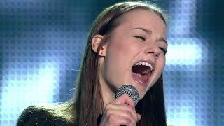 """getlinkyoutube.com-The Voice of Poland IV - Katarzyna Sawczuk - """"Titanium"""" - Przesłuchania w ciemno"""