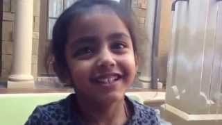 getlinkyoutube.com-Actor Ilayathalapathy Vijay's Daughter Divya Shaha's Active Interview